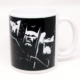 """Mug """"Dark City"""" par Marcin"""