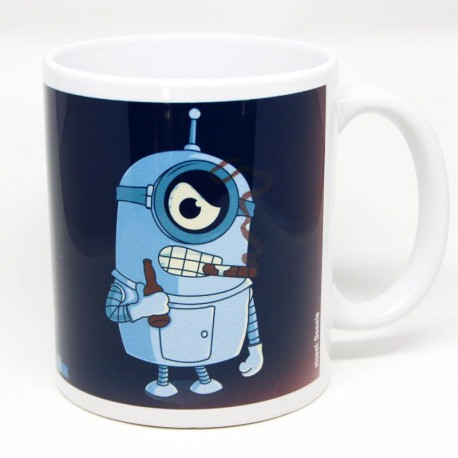 "Mug ""Bendernion"" par Donnie"
