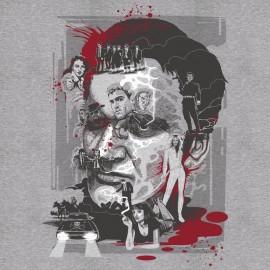 T-shirt Le monde de Quentin