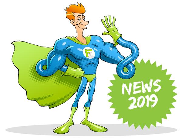 Mr Funtastee vous annonce des news pour 2019