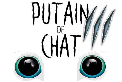 "Lapuss' sort son ""Putain de chat"" tome 3"